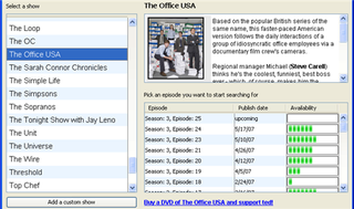 Illustration for article titled Automatically download new TV shows over BitTorrent with ted