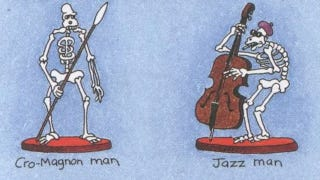 Illustration for article titled Are Sexy Musicians a Product of Evolution?