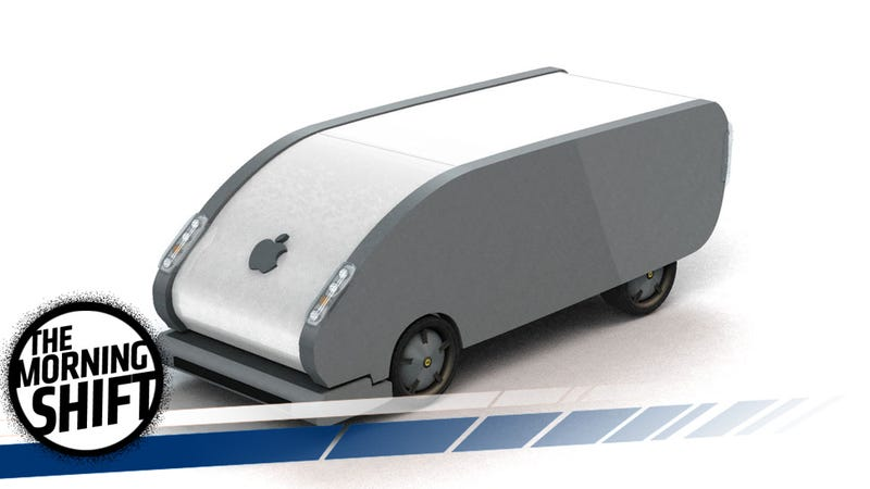 Illustration for article titled Apple Gives Up On Building Its Own Car Because The Entire Project Was A Shitshow