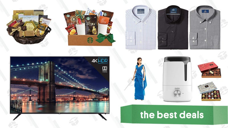 Illustration for article titled Sunday's Best Deals: iPad Pro, PlayStation Classic, A Die Hard Christmas, and More