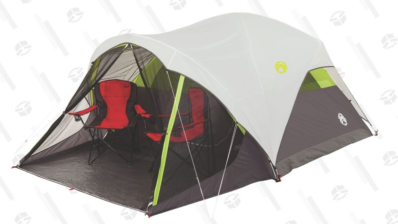 Coleman Quick Pitch Tent | $99 | Coleman | Promo code CAMPSLEEP2019