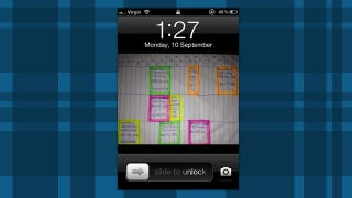 Illustration for article titled Memorize Your Complicated Schedule by Putting It On Your Lock Screen