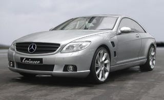Illustration for article titled Lorinser Mercedes CL-Class