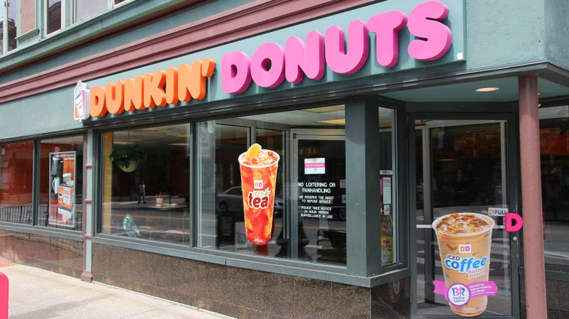 Illustration for article titled Dunkin' begins dropping Donuts from its name