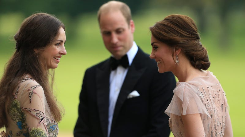 """Kate and Rose, Rose and Kate, friends forever or """"rural rivals""""? Or neither because this is all a bunch of nonsense?"""