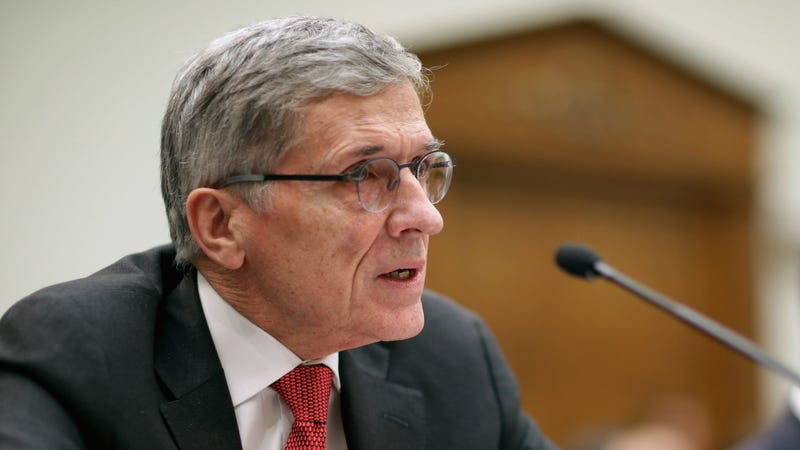 FCC Chairman Tom Wheeler. Getty Images