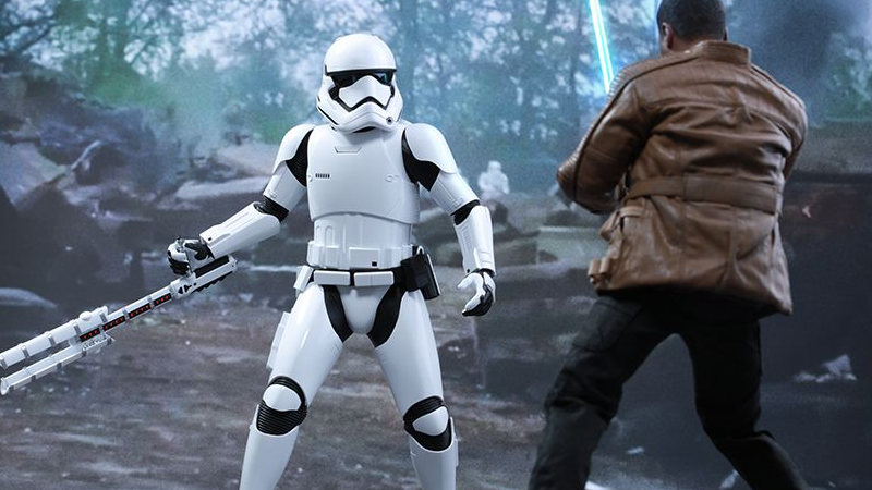 Illustration for article titled The Internet's Favorite Force Awakens Stormtrooper Is Getting a Fancy Hot Toys Figure