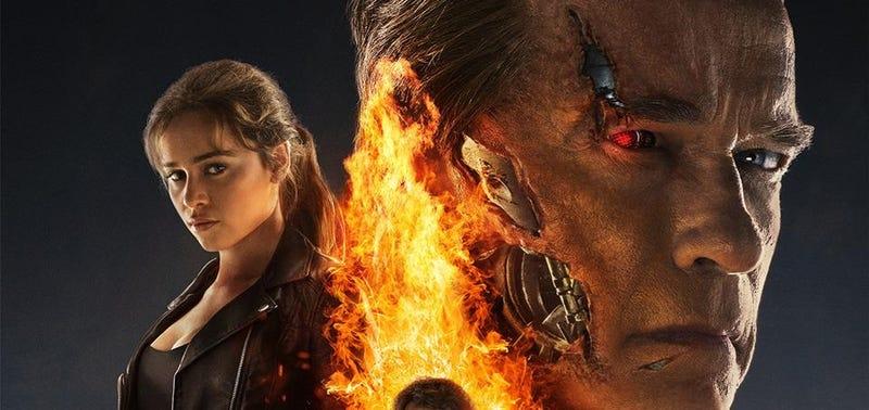 Illustration for article titled El nuevo póster de Terminator: Genisyshace una gran revelación