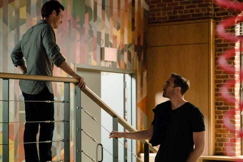 Scoot McNairy, Lee Pace (Photo: AMC)