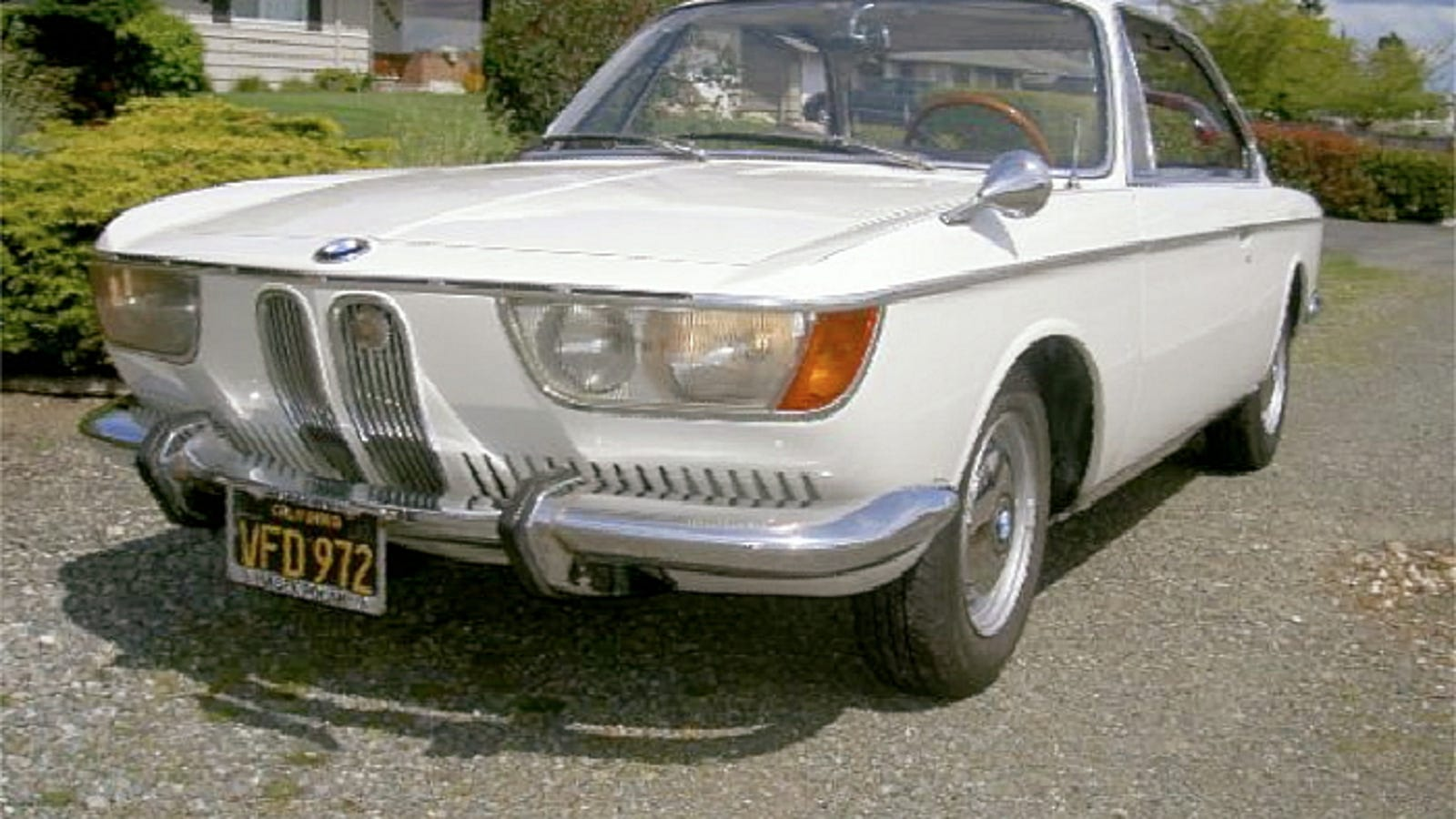 For $18,000, This 2000CS Leads Off \'60s Week
