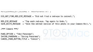 Illustration for article titled iOS 5 Code Hints at Built-in iPhone Panoramic Camera
