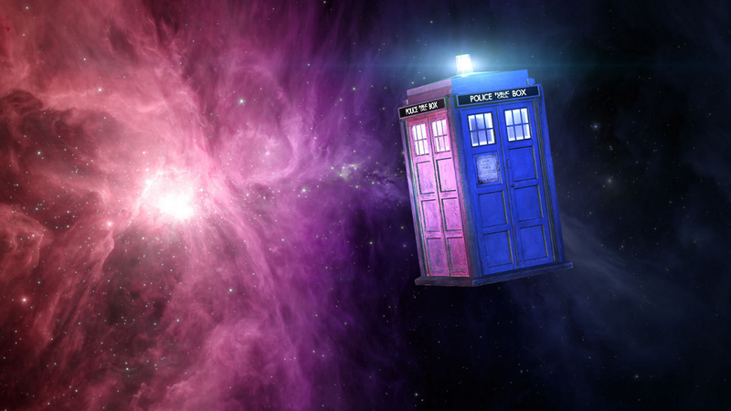 Illustration for article titled Our universe may contain TARDIS-like regions of spacetime