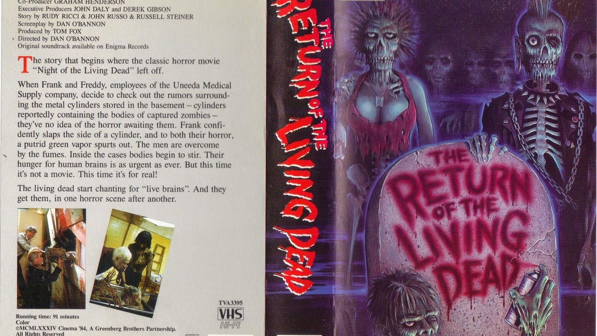 The Motherlode Of Deliciously Disturbing And Disgusting VHS