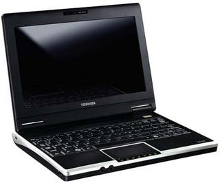Illustration for article titled Toshiba Releases Their Obligatory Netbook