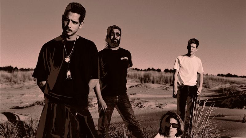 Illustration for article titled Soundgarden both redefined and transcended grunge on 1994's Superunknown