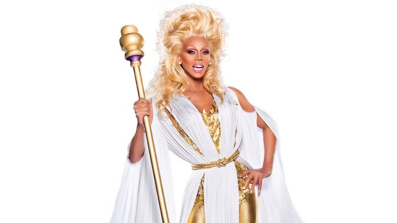 "Illustration for article titled RuPaul's Drag Race: ""Rupaullywood Or Bust"""
