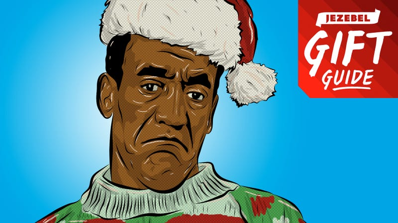 Illustration for article titled Holiday Gifts for the Dejected Bill Cosby Fan