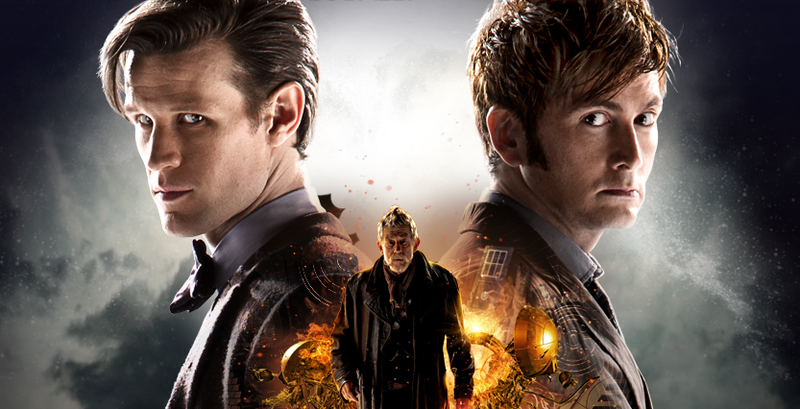 Illustration for article titled Talk about The Day of the Doctor right here!