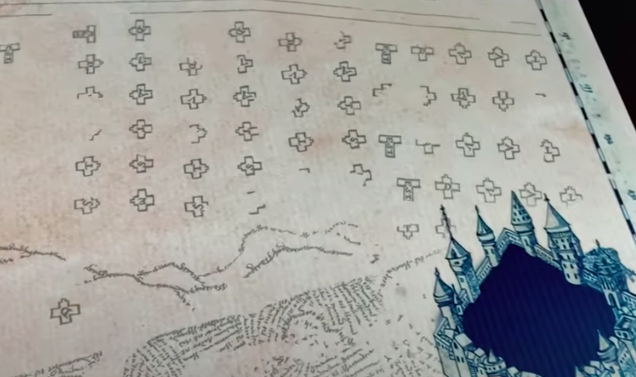 This Working Marauder s Map Built Using AR and GPS Brings Magic to Our World
