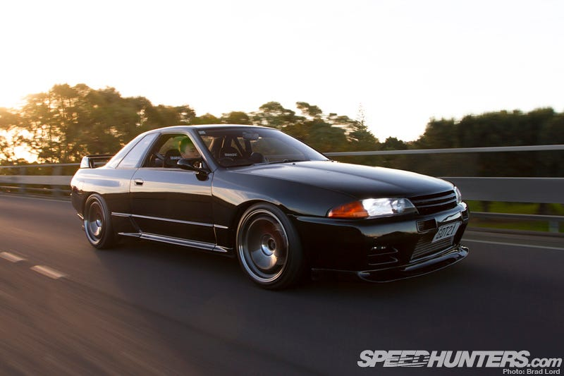Illustration for article titled In case anyone doesn't read Speedhunters and has a R32 GT-R fetish
