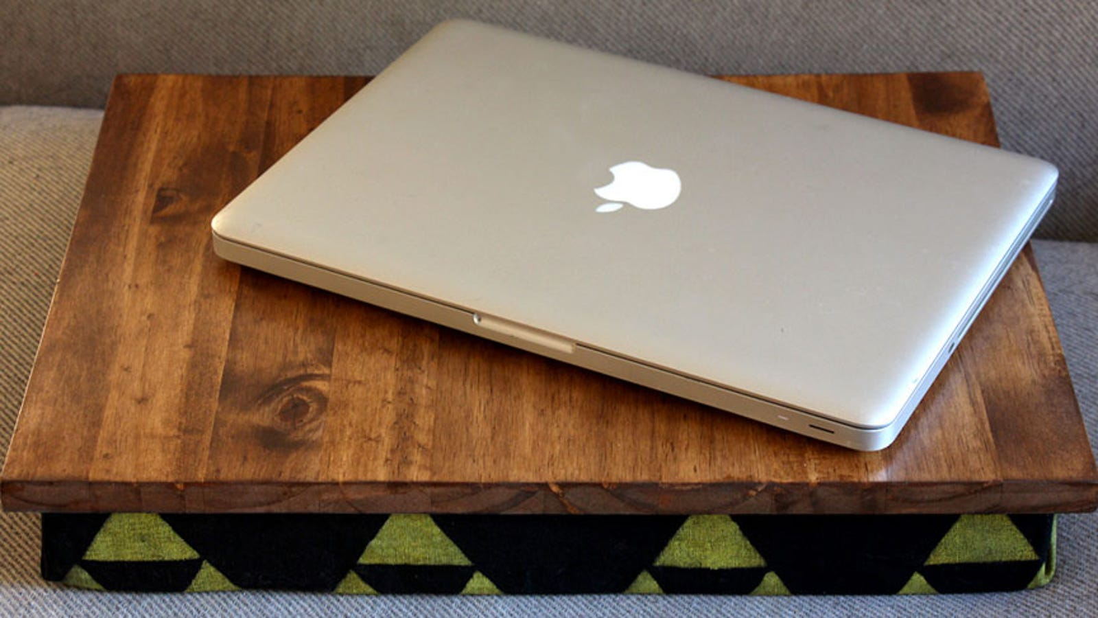 Make an Awesome Wooden Lap Desk for $20
