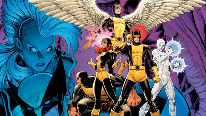 Illustration for article titled New comics releases include a full-color RASL, a retro-styled comic strip, and the latest X-crossover