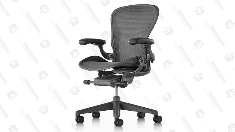 Refurb Herman Miller Aeron Fully Loaded Desk Chair | $431 | eBay
