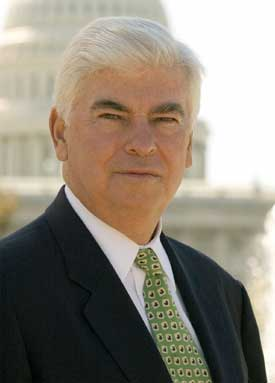 Illustration for article titled A Q&A With Sen. Chris Dodd