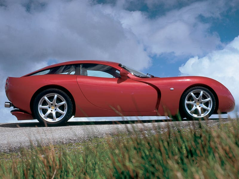 Illustration for article titled I want a TVR Tuscan T440R