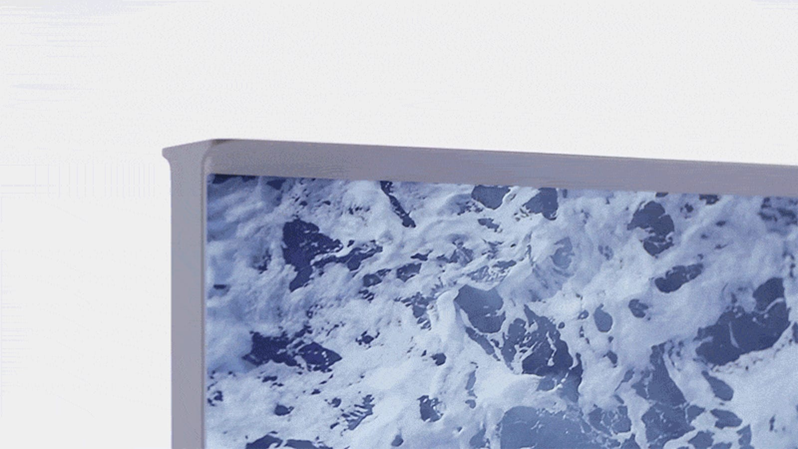 """Samsung's New """"Serif"""" TV Is More About Design Than Technology"""