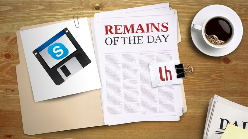 Illustration for article titled Remains of the Day: Skype Gets Improved Offline File-Sharing