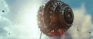 Illustration for article titled Battleship Super Bowl Trailer Screencaps