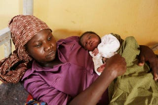 Illustration for article titled Most of the Girls Rescued From Boko Haram Are Now Pregnant