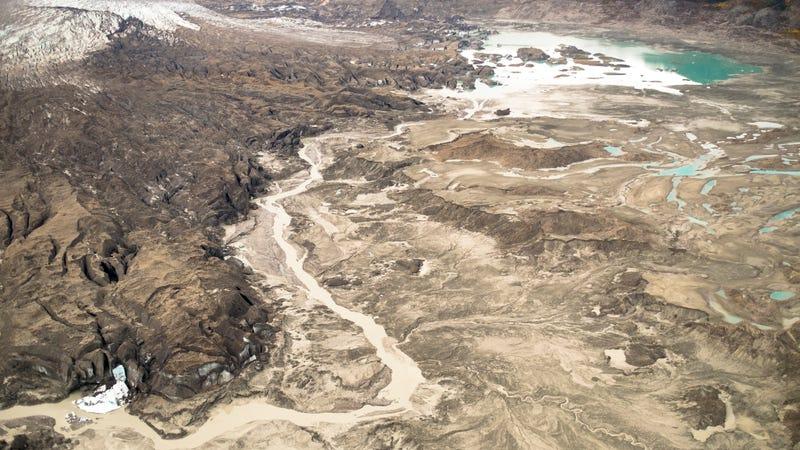 A river used to run through it. (Image: Dan Shugar/University of Washington Tacoma)