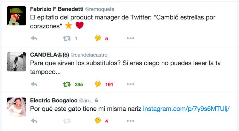 Cómo cambiar corazón de Twitter por otro emoji