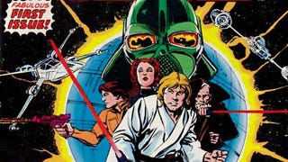 Illustration for article titled How Star Wars Saved Marvel and the Comic Book Industry