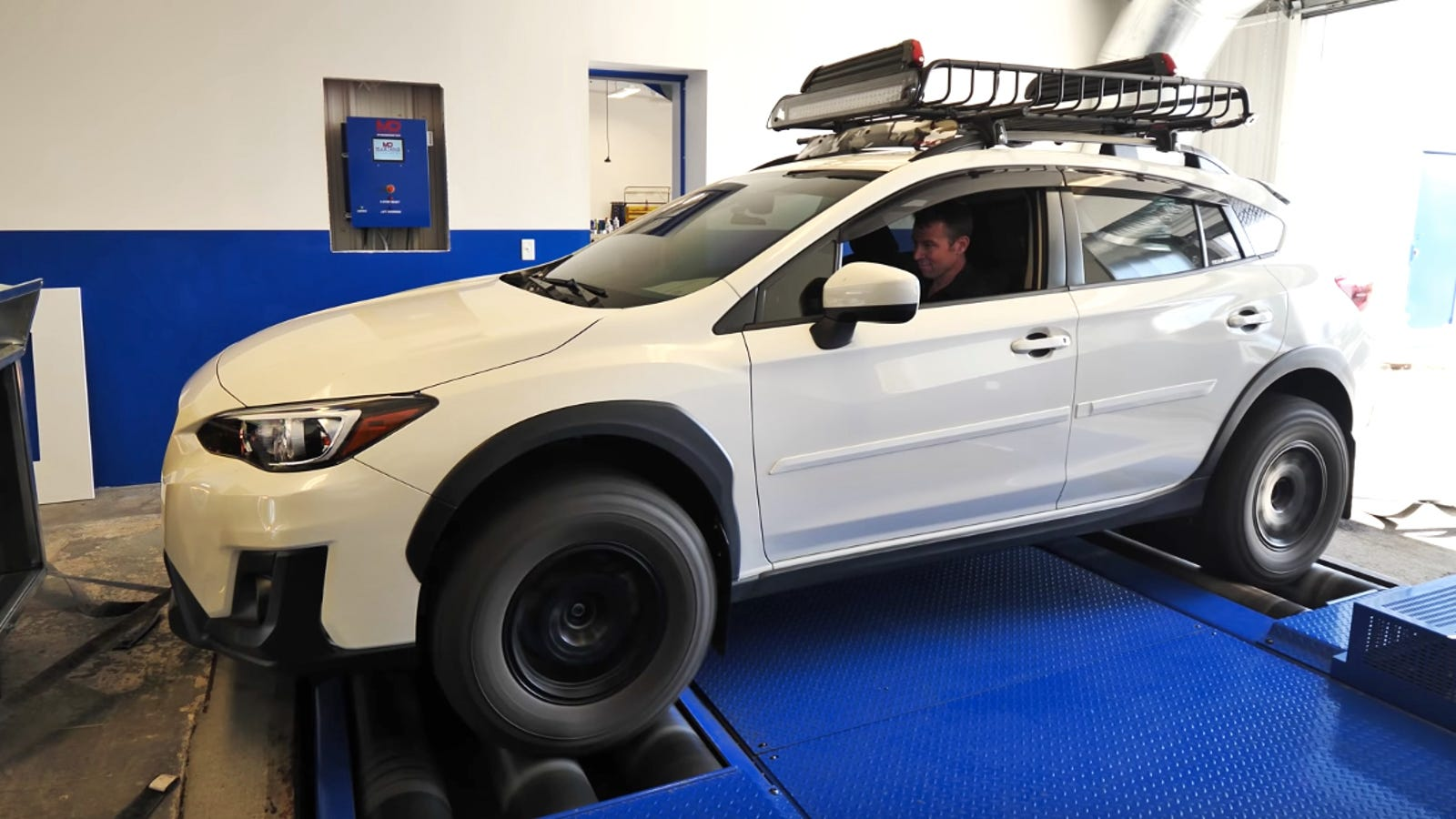 Subaru Outback Lift Kit >> See How Big Tires Can Change Wheel Horsepower