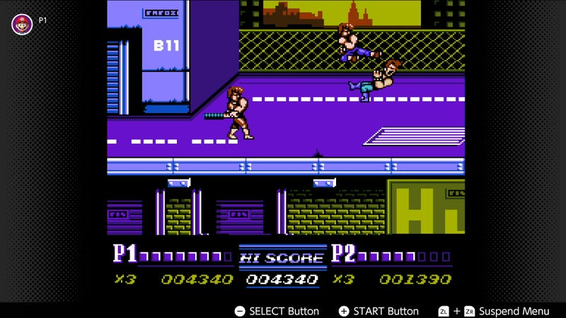 Double Dragon II.