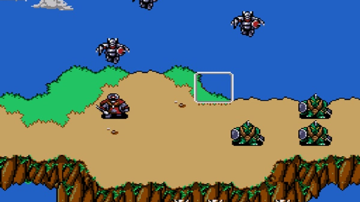 Shining Force's Brilliant Use Of Geography And Tactics In