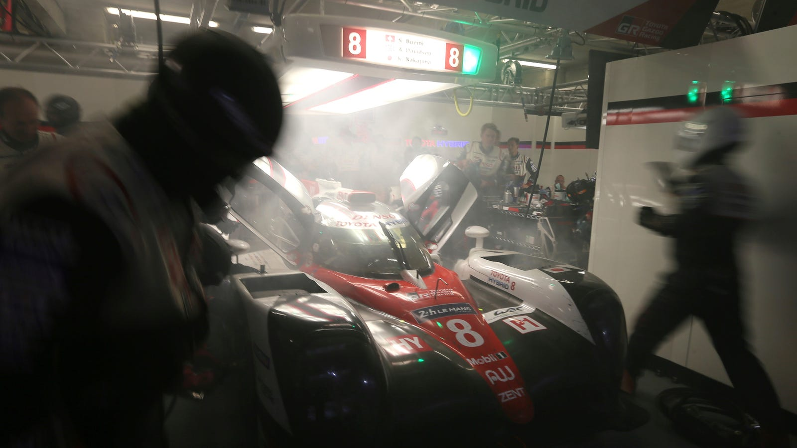 Here's How You Can Watch (And Stream) All Of The 2018 24 Hours Of Le Mans