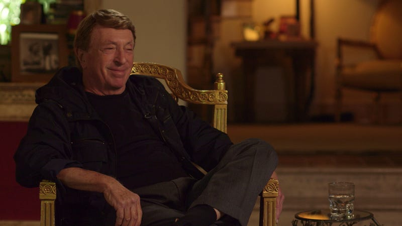 Larry Cohen in King Cohen. (Photo: Fantastic Fest)