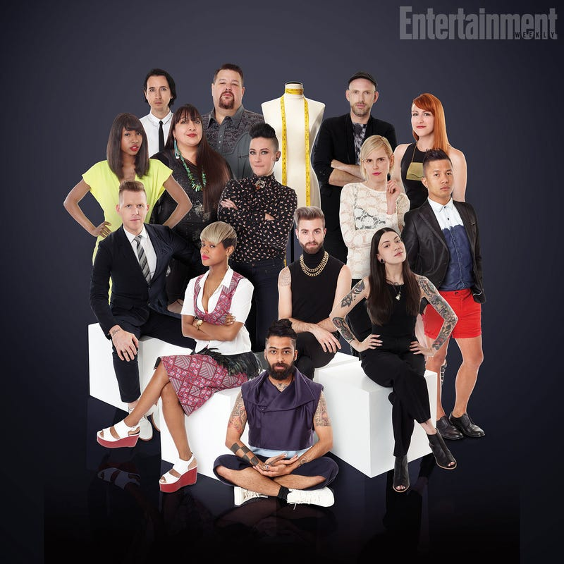 Illustration for article titled Project Runway : All Stars Season IV, Episode 4 Recap