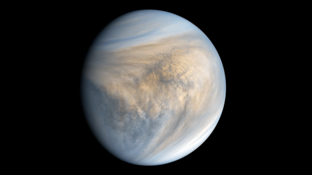Biosignature Spotted on Venus Could Be From Volcanoes, Not Life