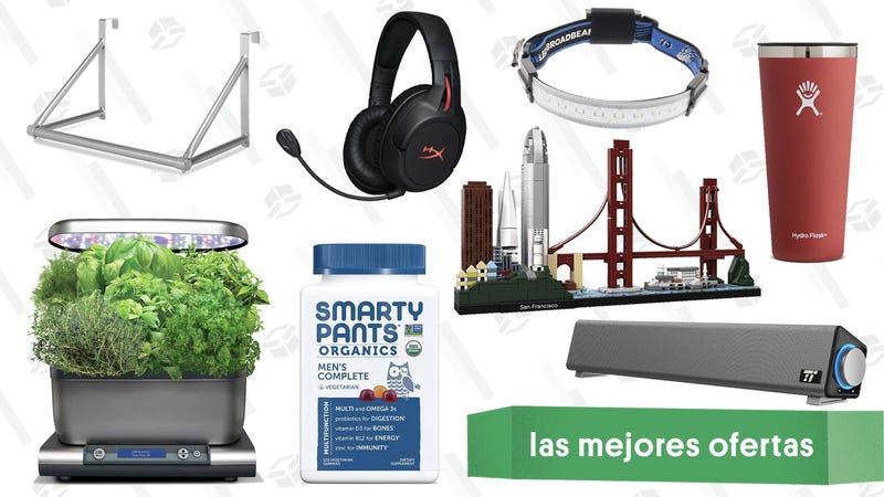 Illustration for article titled Las mejores ofertas de este jueves: Termos de Hydro Flask, set de LEGO, auriculares de HyperX y más