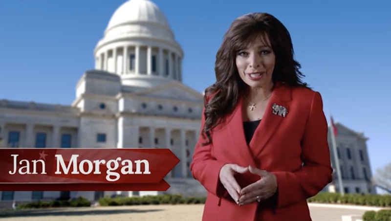 Jan Morgan Campaign screenshot