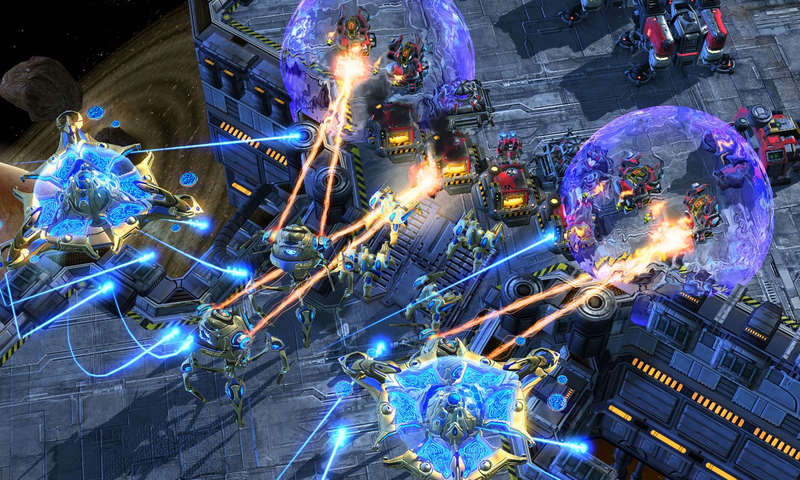 Illustration for article titled Blizzard Wants To Know If Google's DeepMind AI Can ConquerStarCraft II
