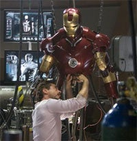Illustration for article titled Iron Man Movie Does Fine Despite GTA Release