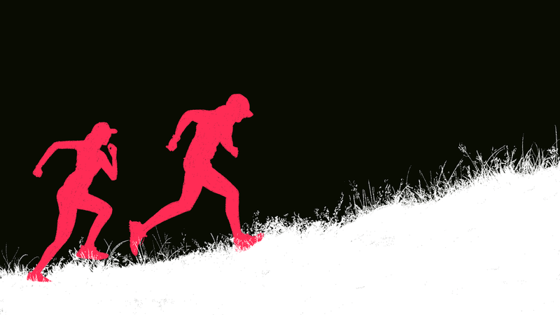 Illustration for article titled Ultrarunner Courtney Dauwalter Takes On The World's Most Sadistic Endurance Race