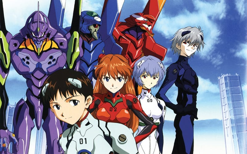 Illustration for article titled Why you should learn to love the ending to Neon Genesis Evangelion