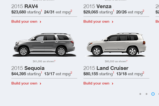 Illustration for article titled Why is the Land Cruiser Twice As Much as a Sequoia?
